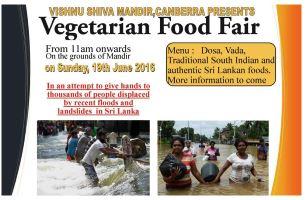 Vegetarian Food Fair