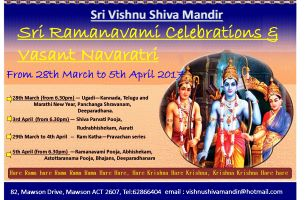 Sri Ramnavami & Vasant Navaratri