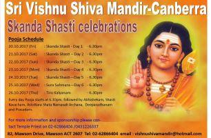 Skanda Shashthi